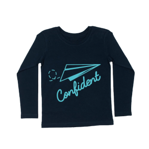 Confident Long Sleeve Tee